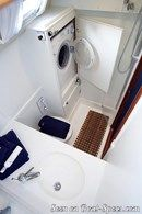 Hallberg-Rassy 40 interior and accommodations Picture extracted from the commercial documentation © Hallberg-Rassy