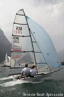 RS Sailing RS 800  Picture extracted from the commercial documentation © RS Sailing