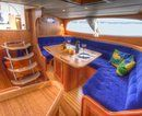 Nordship Yachts Nordship 40 DS interior and accommodations Picture extracted from the commercial documentation © Nordship Yachts