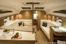 Elan Yachts Impression 45 interior and accommodations Picture extracted from the commercial documentation © Elan Yachts
