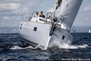 Elan Yachts Impression 45 sailing Picture extracted from the commercial documentation © Elan Yachts