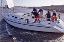 Bénéteau First 45F5 en navigation Image issue de la documentation commerciale © Bénéteau