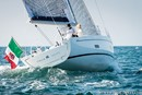 Italia Yachts Italia 13.98 sailing Picture extracted from the commercial documentation © Italia Yachts