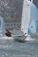 RS Sailing RS 200  Picture extracted from the commercial documentation © RS Sailing