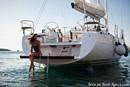 Elan Yachts <b>Impression 50</b> détailImage issue de la documentation commerciale © Elan Yachts