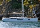Jeanneau Sun Odyssey 509 en navigation Image issue de la documentation commerciale © Jeanneau