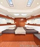 Bavaria Yachts Bavaria Cruiser 50 interior and accommodations Picture extracted from the commercial documentation © Bavaria Yachts