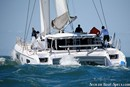 Outremer Yachting Outremer 51 sailing Picture extracted from the commercial documentation © Outremer Yachting
