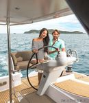Seawind Catamarans Seawind 1600 cockpit Picture extracted from the commercial documentation © Seawind Catamarans