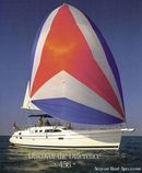 Marlow Hunter Hunter 456 sailing Picture extracted from the commercial documentation © Marlow Hunter