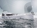 Moody 54 DS sailing Picture extracted from the commercial documentation © Moody