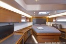 Wauquiez Centurion 57 interior and accommodations Picture extracted from the commercial documentation © Wauquiez