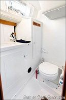 Hallberg-Rassy 31 MkII interior and accommodations Picture extracted from the commercial documentation © Hallberg-Rassy