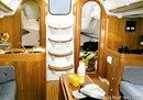 X-Yachts IMX 45 interior and accommodations Picture extracted from the commercial documentation © X-Yachts