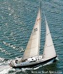 X-Yachts X-73 sailing Picture extracted from the commercial documentation © X-Yachts