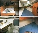 X-Yachts X-342 interior and accommodations Picture extracted from the commercial documentation © X-Yachts