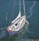 X-Yachts X-482 sailing Picture extracted from the commercial documentation © X-Yachts