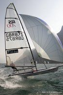 RS Sailing RS 700  Picture extracted from the commercial documentation © RS Sailing