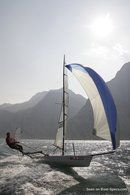 RS Sailing RS 700 sailing Picture extracted from the commercial documentation © RS Sailing