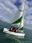RS Sailing RS Quest sailing Picture extracted from the commercial documentation © RS Sailing