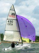 RS Sailing RS Vareo sailing Picture extracted from the commercial documentation © RS Sailing