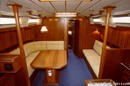 Hallberg-Rassy 46 interior and accommodations Picture extracted from the commercial documentation © Hallberg-Rassy