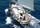 Cantiere Del Pardo Grand Soleil 46.3 sailing Picture extracted from the commercial documentation © Cantiere Del Pardo