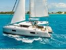 Lagoon 42 - 2016 sailing Picture extracted from the commercial documentation © Lagoon