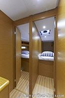 Jeanneau Sun Odyssey 479 interior and accommodations Picture extracted from the commercial documentation © Jeanneau