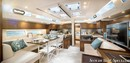 Bavaria Yachts Bavaria C57 interior and accommodations Picture extracted from the commercial documentation © Bavaria Yachts