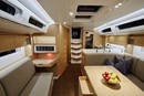 X-Yachts X4<sup>3</sup> interior and accommodations Picture extracted from the commercial documentation © X-Yachts