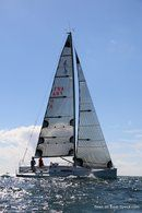 J/Boats J/11S en navigation Image issue de la documentation commerciale © J/Boats