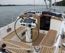 Nordship Yachts Nordship 430 DS cockpit Picture extracted from the commercial documentation © Nordship Yachts