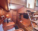 Nordship Yachts Nordship 430 DS intérieur et aménagements Image issue de la documentation commerciale © Nordship Yachts