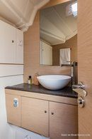 Jeanneau 51 interior and accommodations Picture extracted from the commercial documentation © Jeanneau