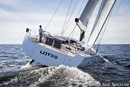 Nautor's Swan Swan 95 S sailing Picture extracted from the commercial documentation © Nautor's Swan