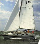 Westerly Fulmar 32  Image issue de la documentation commerciale © Westerly