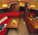 Albin Marine Albin Accent interior and accommodations Picture extracted from the commercial documentation © Albin Marine