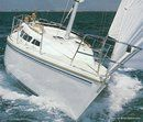 Catalina Yachts Catalina 27  Picture extracted from the commercial documentation © Catalina Yachts
