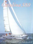 Catalina Yachts Catalina 380 en navigation Image issue de la documentation commerciale © Catalina Yachts