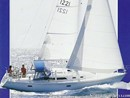 Catalina Yachts Catalina 36 MkI  Image issue de la documentation commerciale © Catalina Yachts