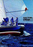 Nautor's Swan Swan 47 en navigation Image issue de la documentation commerciale © Nautor's Swan