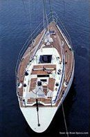 Nautor's Swan Swan 371 en navigation Image issue de la documentation commerciale © Nautor's Swan
