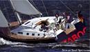 Hanse 461 en navigation Image issue de la documentation commerciale © Hanse