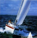Westerly Griffon 26  Image issue de la documentation commerciale © Westerly