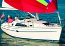 Catalina Yachts Catalina 309  Picture extracted from the commercial documentation © Catalina Yachts