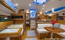 Catalina Yachts Catalina 425 interior and accommodations Picture extracted from the commercial documentation © Catalina Yachts