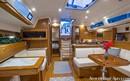 Catalina Yachts Catalina 425 intérieur et aménagements Image issue de la documentation commerciale © Catalina Yachts