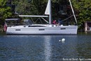Catalina Yachts Catalina 425 en navigation Image issue de la documentation commerciale © Catalina Yachts