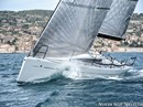 Italia Yachts Italia 9.98  Image issue de la documentation commerciale © Italia Yachts